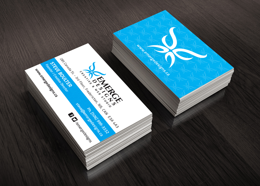 Creating a great business card cap city creative fredericton nb a business card is an integral part of any good marketing plan for its size and cost its probably the most powerful part of course you cant expect reheart Image collections